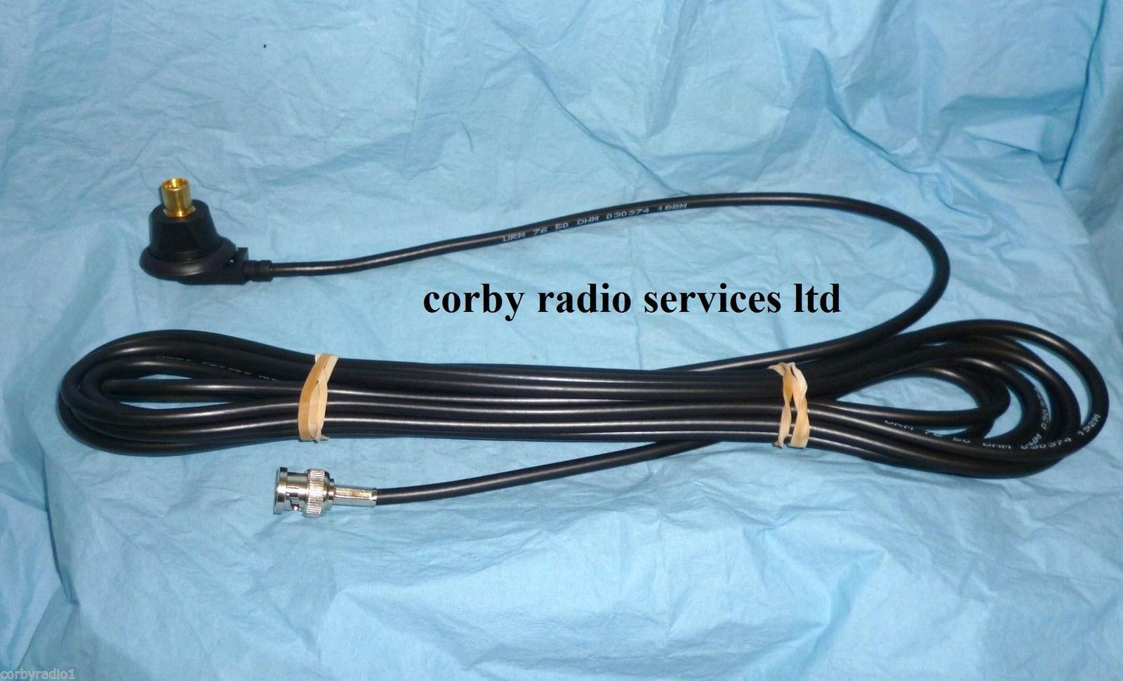 BODY MOUNT & CABLE ASSEMBLY & CONNECTOR RWB