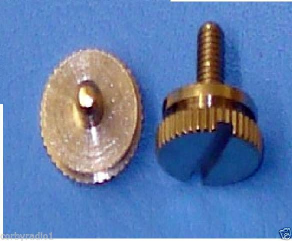 KENWOOD TWO WAY RADIO SIDE THUMB SCREWS PACK OF 2